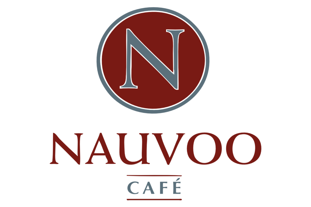 Nauvoo Cafe logo in Salt Lake City, UT